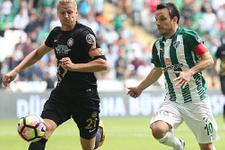 Bursaspor Osmanlıspor maçının geniş özeti