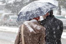 Hava durumu için yeni alarm kar geliyor!