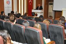 ODTÜ'lü şehir plancı adayları Samsun TSO'da!