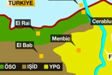 YPG El Bab'a karşı saldırıya geçti şok gelişme!