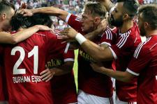 Sivasspor Altınordu'yu eli boş gönderdi