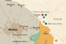 Musul için en tehlikeli gün IŞİD barajda ve Kürtlerle...