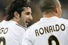 Figo'nun karısı Ronaldo'nun diline dolandı