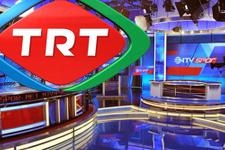 TRT ile NTV Spor arasında görülmemiş takas!