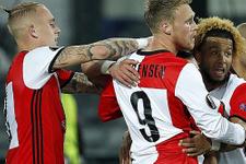 Feyenoord tek golle geçti