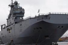 Mısır, Rusya'ya 1 dolara 2 savaş gemisi verdi!