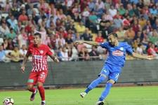 Antalyaspor 2. yarı dayanamıyor