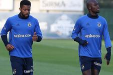 Fenerbahçe'de Lens ve Sow sevinci