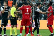 Beşiktaş Antalyaspor maçının geniş özeti ve golleri