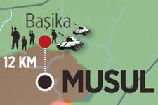 Musul'dan son haber geldi Başika IŞİD'den alındı!