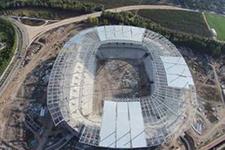 Eskişehirspor yeni stadına kavuşuyor