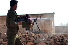 Suriye ordusu ve PYD'den ÖSO'ya ortak saldırı