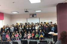 Sessizliği kulak verildi 45 öğrenciye işaret dili eğitimi!