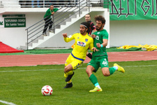 Kırklarelispor Büyükşehir Gaziantepspor'u eledi