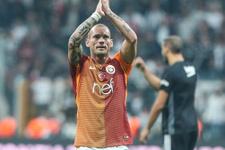 Jan Olde Riekerink'ten flaş Sneijder kararı