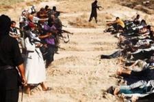 DAEŞ'ten 232 infaz listede o askerler de var!