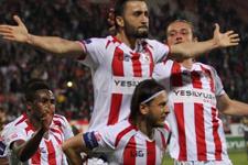 Samsunspor galibiyet hasretine son verdi