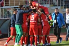 Balıkesirspor Samsunspor'a gol yağdırdı