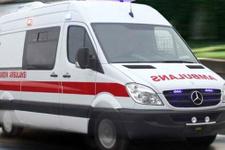 Ankara'da trafik kazası: 6 yaralı