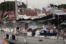 İsrail'den Gazze'ye giden tekneye müdahale