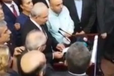 Kılıçdaroğlu'ndan Cumhuriyet'e destek ziyareti... Yargıçlara seslendi