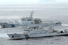 Doğu Çin denizinde tansiyon yükseldi