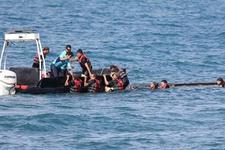 Didim'de tekne faciası! Çok sayıda ölü var