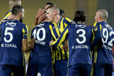 Fenerbahçe'nin Manchester United maçı 11'i
