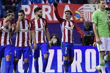 Atletico Madrid Avrupa'da bir başka!