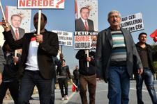 Kılıçdaroğlu'dan 'FETÖ temizliği' yürüyüşü dikkat çeken pankart!