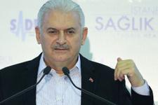 Başbakan Yıldırım'dan AB'ye sert tepki