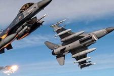 Türk F-16'larına Yunan jetlerinden taciz