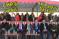 AK Parti ile CHP arasında kriz beyni boş ukala!