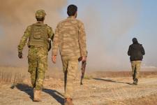El Bab savaşı Suriye Türkiye ve Kürtler aynı anda dayandı