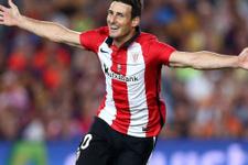 Athletic Bilbao'da Aritz Aduriz tarih yazdı