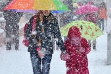Bingöl'de okullar tatil edildi hava durumu fena!