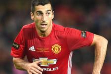Manchester United'ı Mkhitaryan taşıdı