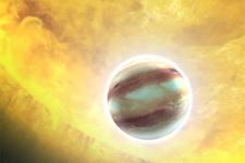 Bin ışık yılı uzaklıktaki gezegende şaşırtan keşif