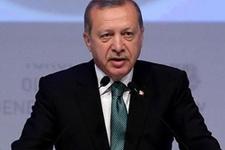 Cumhurbaşkan Erdoğan'dan kanun onayı