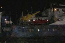 Rus gemisi Kartal'da karaya oturdu!