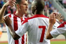 Sivasspor gruptaki ilk galibiyetini aldı