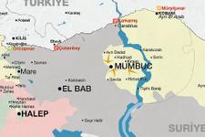 El Bab son dakika haberi Türk askeri teröristlerin kalesinde!