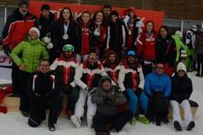 AKUT kar sporları 2016-17 sezonu başladı
