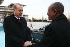 Erdoğan'dan koalisyon güçlerine tepki!