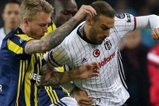 Beşiktaş ilk kez derbide sıfır çekti!