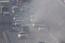 İstanbul trafiğini durduran kaza alev alev yandı