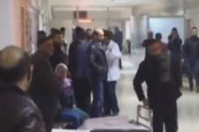 Devlet Hastanesinde silahlı saldırı! 1 ölü, 1 yaralı!