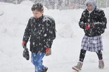 Karabük'te okullar tatil mi hava durumu kötü