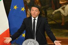 İtalya Başbakanı Renzi istifasını sundu