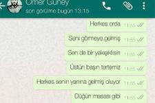 Şehit polis Whatsapp'ta bakın ne yazmış
